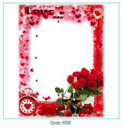 love Photo Frame 498