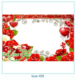 love Photo Frame 499
