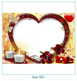 love Photo Frame 501