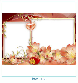 love Photo Frame 502