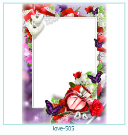 love Photo frame 505