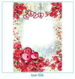 love Photo Frame 506