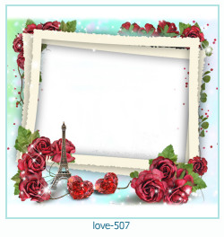 love Photo frame 507