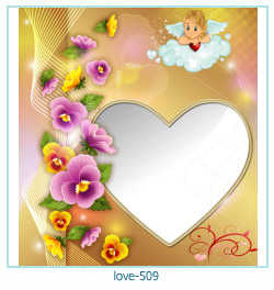 love Photo Frame 509