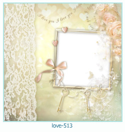 love Photo frame 513