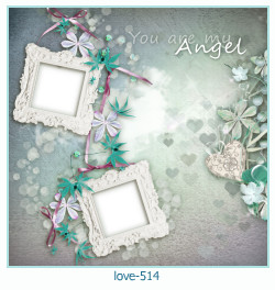 love Photo frame 514