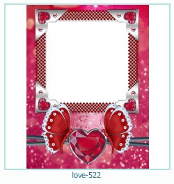 love Photo Frame 522
