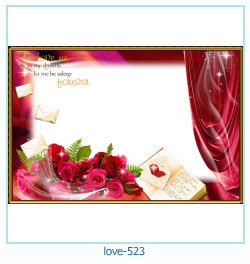 love Photo Frame 523