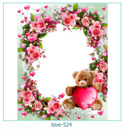 love Photo Frame 524