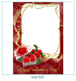 love Photo Frame 525