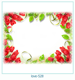 love Photo frame 528