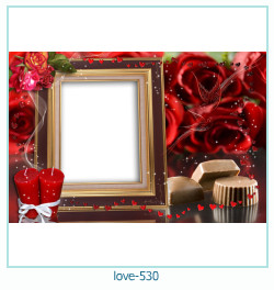 love Photo Frame 530