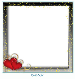love Photo Frame 532