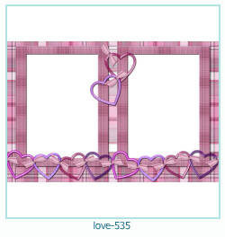 love Photo Frame 535