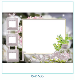 love Photo Frame 536