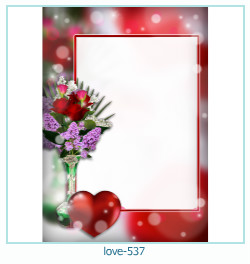love Photo Frame 537