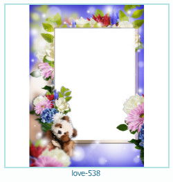 love Photo Frame 538