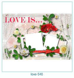 love Photo Frame 540
