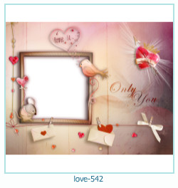 love Photo Frame 542