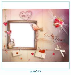Liebe Fotorahmen 542