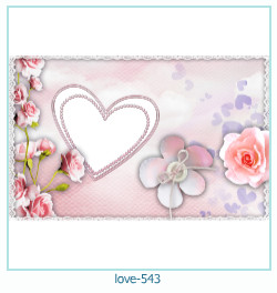 love Photo Frame 543