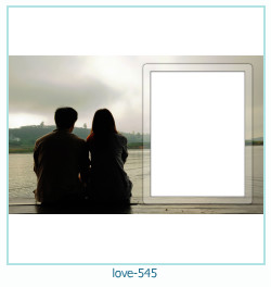 love Photo Frame 545