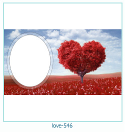 love Photo Frame 546