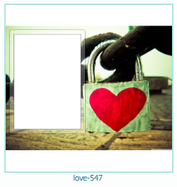 love Photo Frame 547
