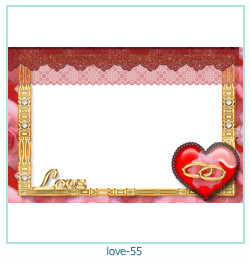 love Photo frame 55