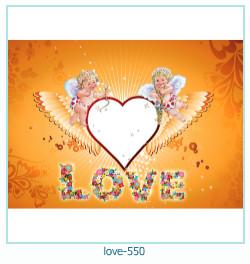 amor Photo marco 550