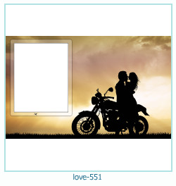 love Photo frame 551
