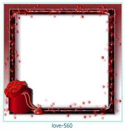 love Photo Frame 560