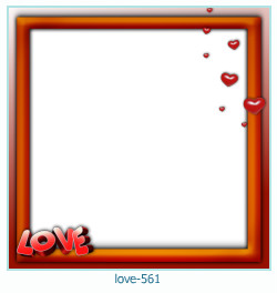 love Photo frame 561