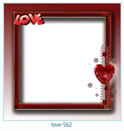 love Photo frame 562