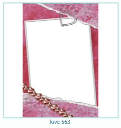 love Photo Frame 563