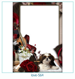 love Photo frame 564