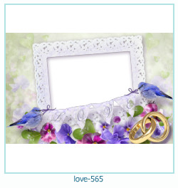 love Photo Frame 565