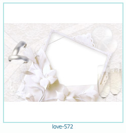 love Photo Frame 572