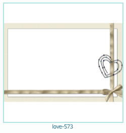love Photo Frame 573