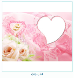 love Photo Frame 574