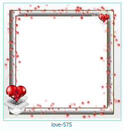 love Photo frame 575