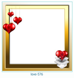 love Photo Frame 576