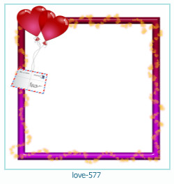 love Photo frame 577