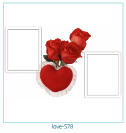 love Photo Frame 578