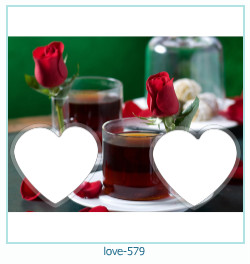 love Photo Frame 579