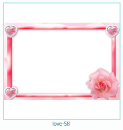 love Photo frame 58