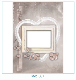 love Photo frame 581