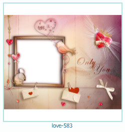 love Photo frame 583