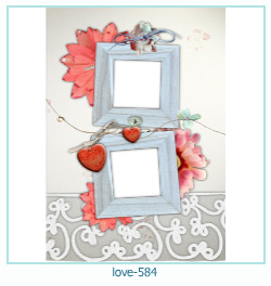 love Photo frame 584