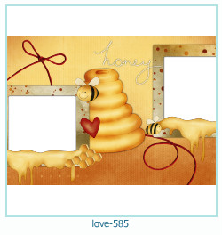 love Photo frame 585